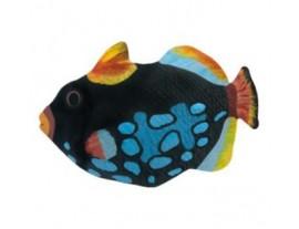 Ручка Рыбка голубая