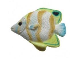 Ручка Рыбка жёлтая